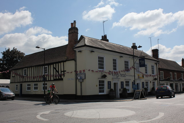 The Kings Head, 90 High Street, Hadleigh