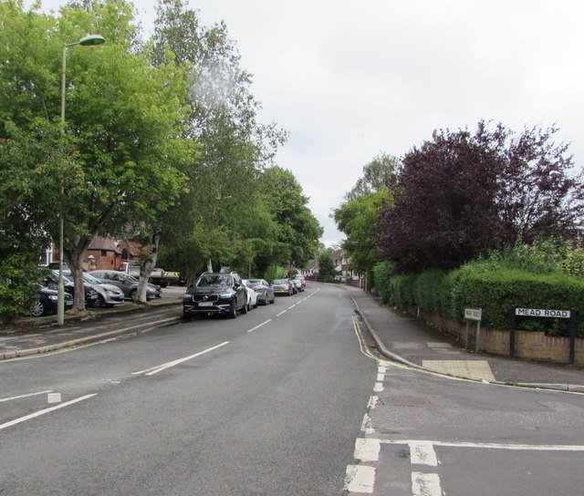 Park Road, Chandler's Ford