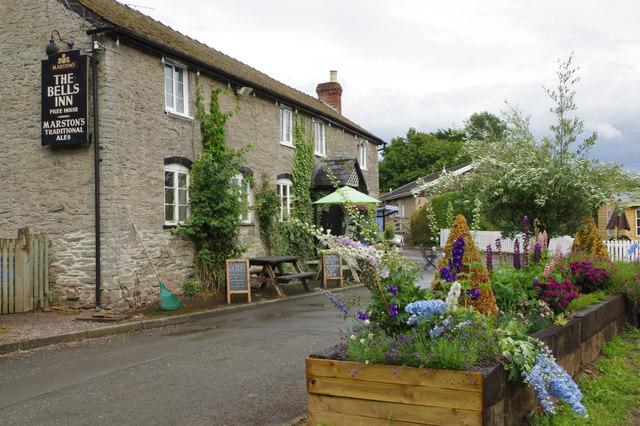 The Bells Inn, Almeley
