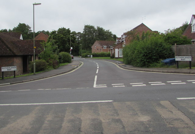 Sutherlands Way, Chandler's Ford