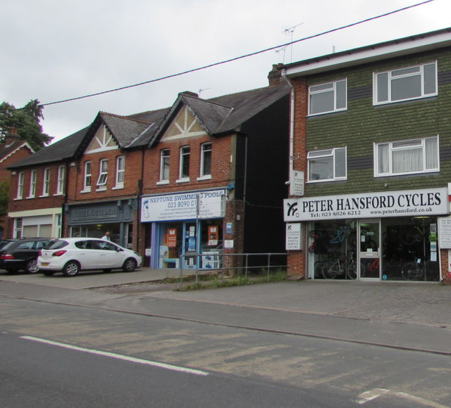 Peter Hansford Cycles, Chandler's Ford