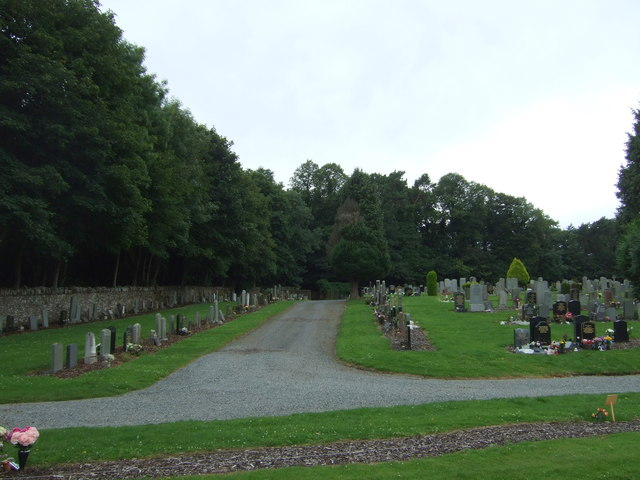 Cemetery off Newbattle Road