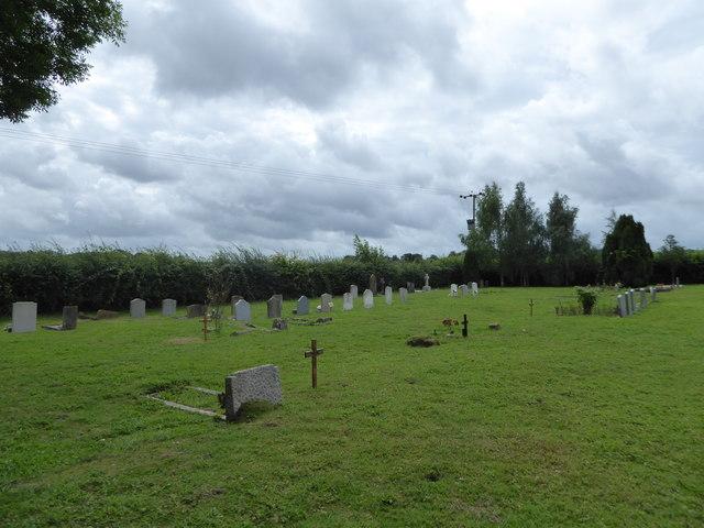 All Saints, Tudeley: churchyard (c)