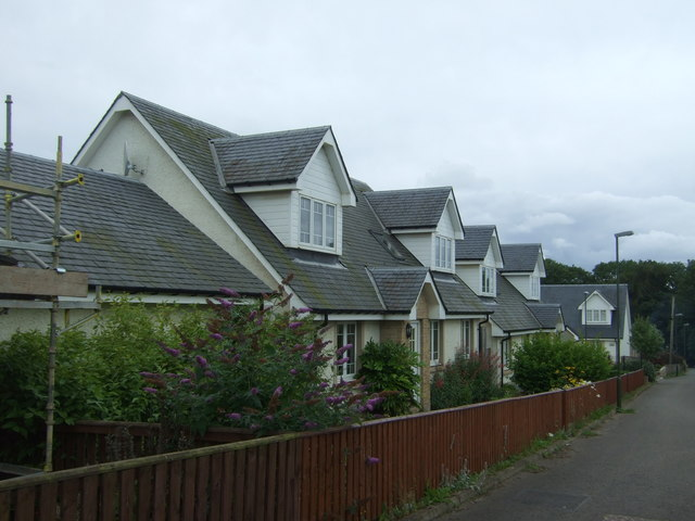 Houses on Pheasant Grove