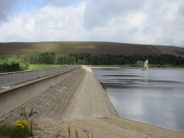 Backwater Dam