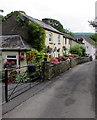 SO2614 : Vine Tree Cottage, Govilon by Jaggery