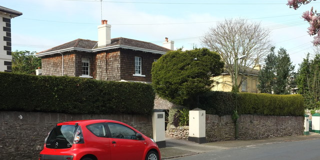 Listed villas, Teignmouth Road, Torquay