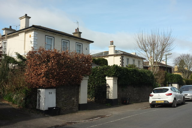 Listed villas, Teignmouth Road, Torquay