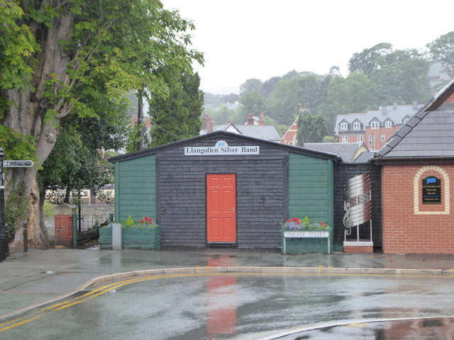 Llangollen Silver Band Room