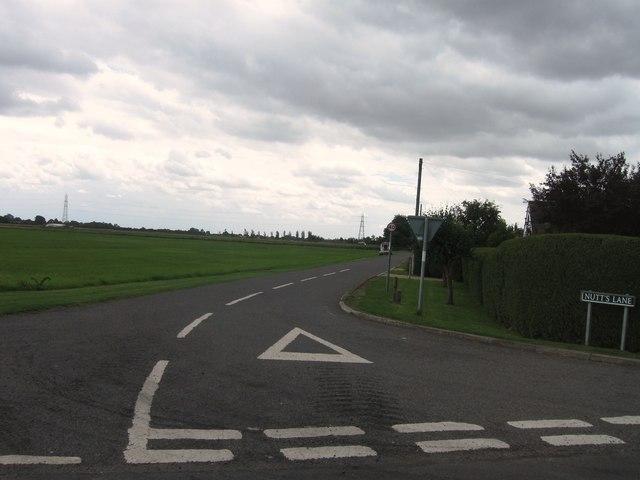 Nutt's Lane