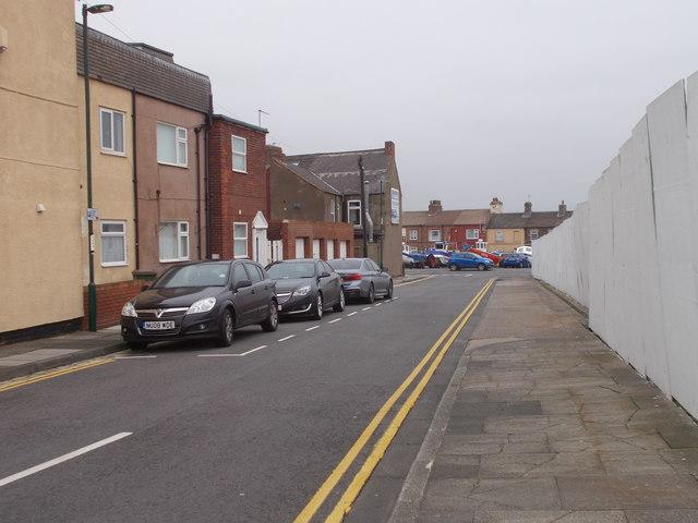 Oxley Street - High Street