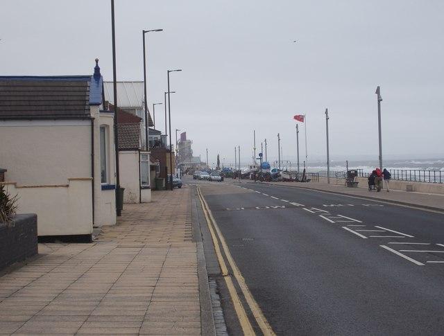 Esplanade - viewed from High Street