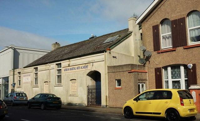 Former Gospel Hall, Torquay