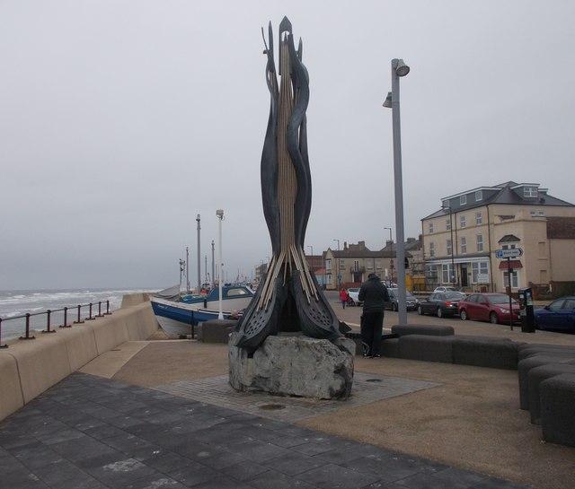 Sculpture - Esplanade