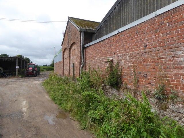 Barn at Sowton Barton