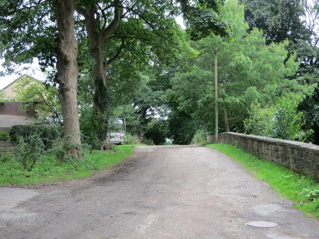 Ferrand Lane in Gomersal