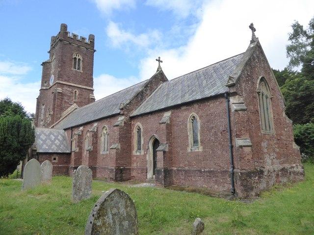 Sowton church
