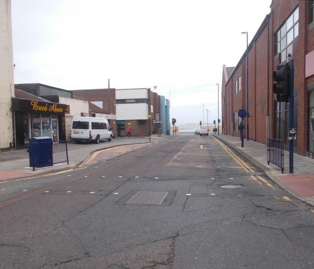Moore Street - High Street