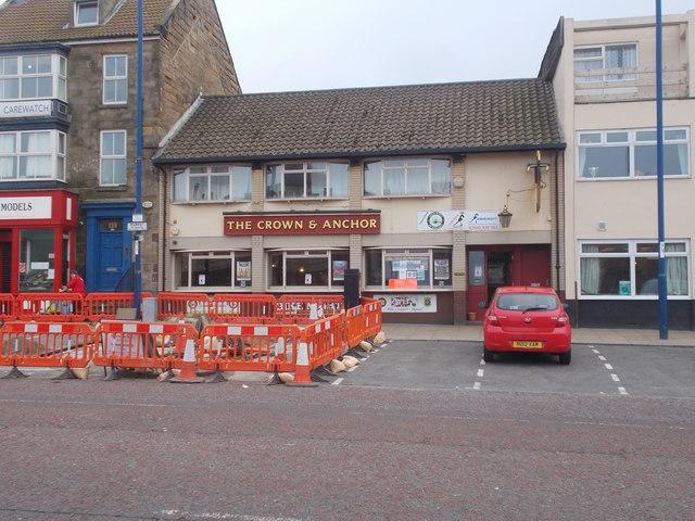 The Crown & Anchor - High Street