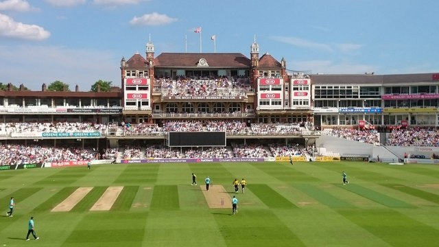 T20 at The Oval