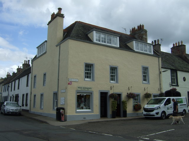 Hoggs Newsagents and Post Post Office, Gifford