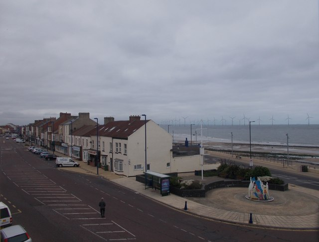 View from Room 8 - Claxton Hotel - High Street