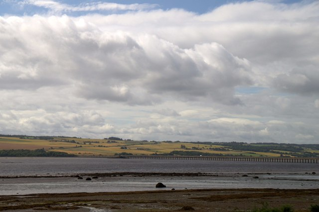 Cromarty Firth at Ardullie