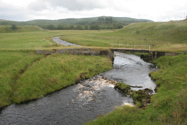 Bridge over the Endrick Water