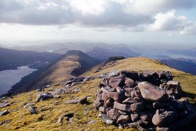 Summit, Beinn an Eoin