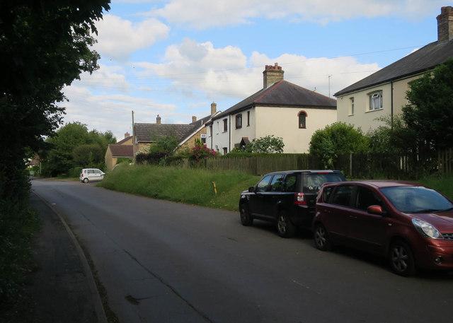 West End, Whittlesford