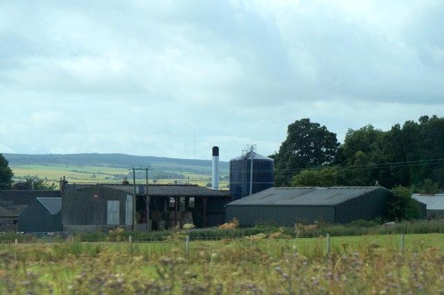 Buildings at Dalmore