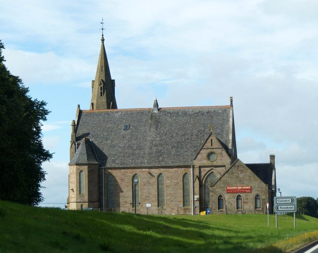 Rosskeen Free Church