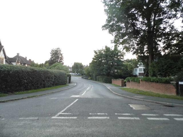 Wood End Road, Harpenden