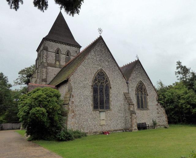 St Peter's Church, Offham