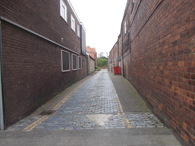 Central Street - High Street
