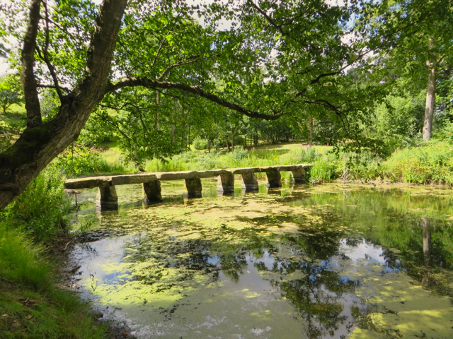 Druid's Bridge, Nostell Priory