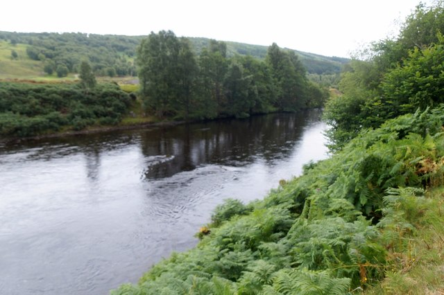 River Affric at Fasnakyle