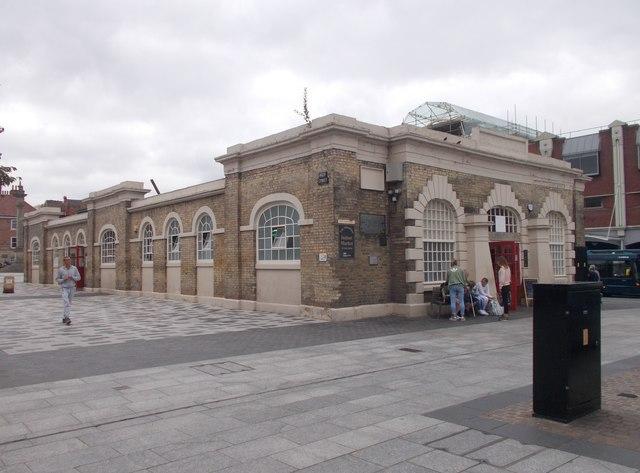 Market Hall - High Street