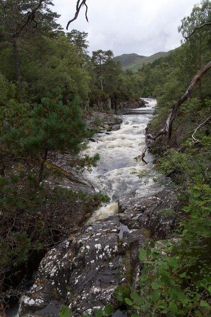 River Affric at Dog Falls