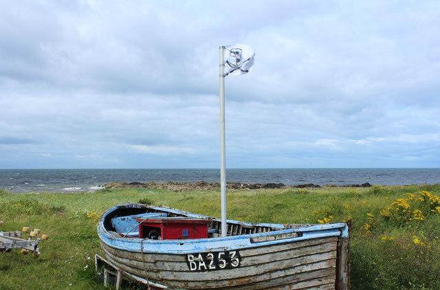 Pirate Flag, Margaret