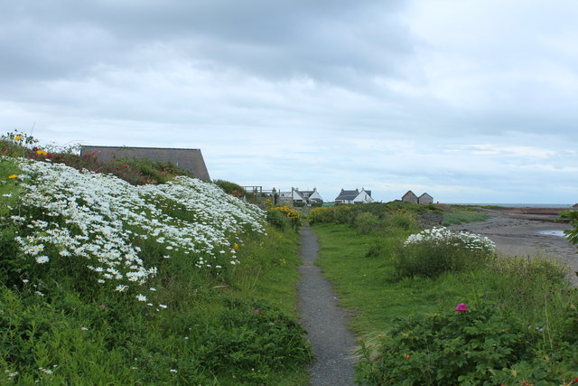 Ayrshire Coastal Path, Ballantrae