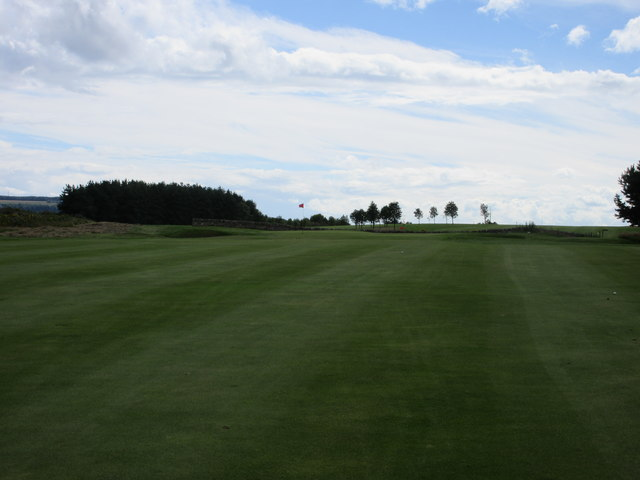 Elmwood Golf Course, 15th hole, Norman's Way