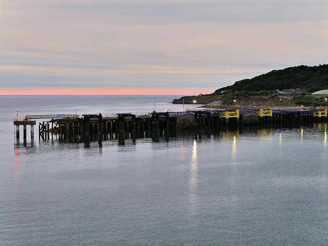Eastern Breakwater and Pendennis Point