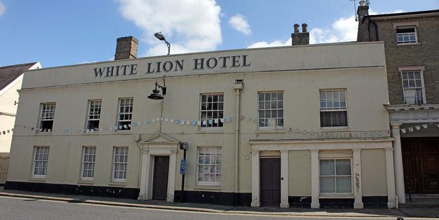 The White Lion, 42-44 High Street, Hadleigh
