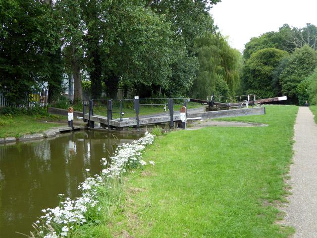 Lock 50, Grand Union Canal