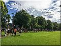 SK3390 : Hillsborough parkrun by Graham Hogg
