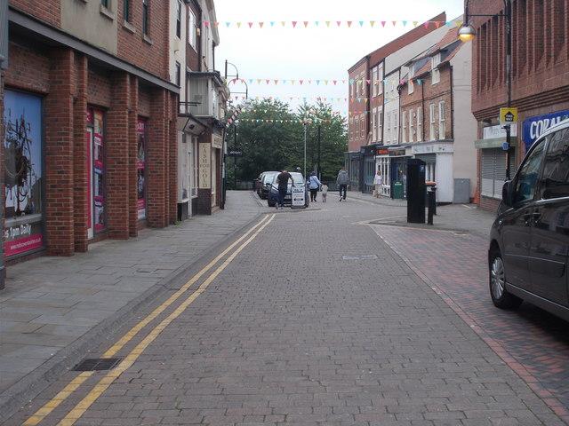Silver Street - High Street
