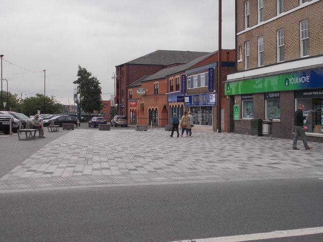 Bishop Street - High Street