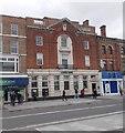 NZ4419 : Lloyds Bank - High Street by Betty Longbottom