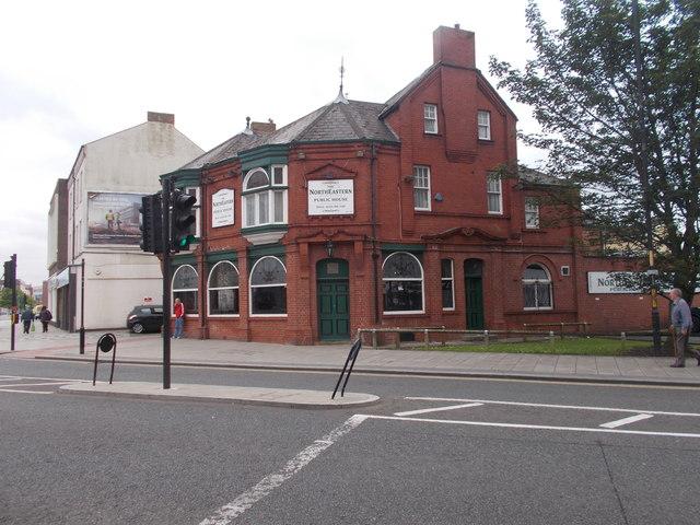The North Eastern - Bishopton Lane